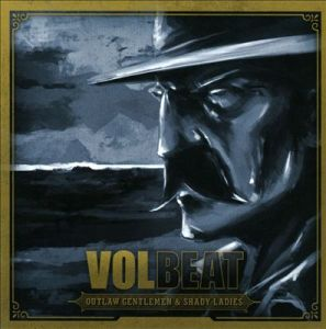 "Volbeat - ""Outlaw gentlemen and shady ladies"" - Artwork"