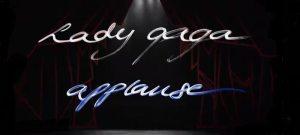 Lady Gaga - Applause - Video Shot