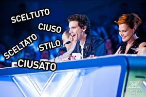 Mika - X Factor 7 ©Facebook