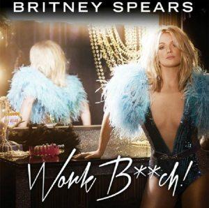 """Artwork """"Work Bitch"""" Britney Spears"""