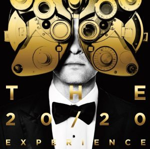 "Cover ""The 20/20 Experience 2 of 2"" (Standard Edition) Justin Timberlake"