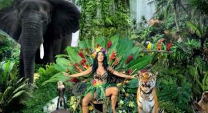 "Shot Video ""Roar"" Katy Perry"
