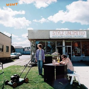 MGMT - MGMT - Artwork