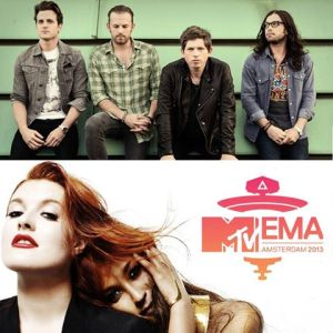 MTV EMA 2013 © Facebook
