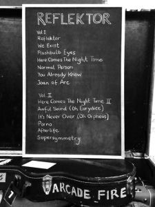Arcade Fire - Reflektor - Tracklist