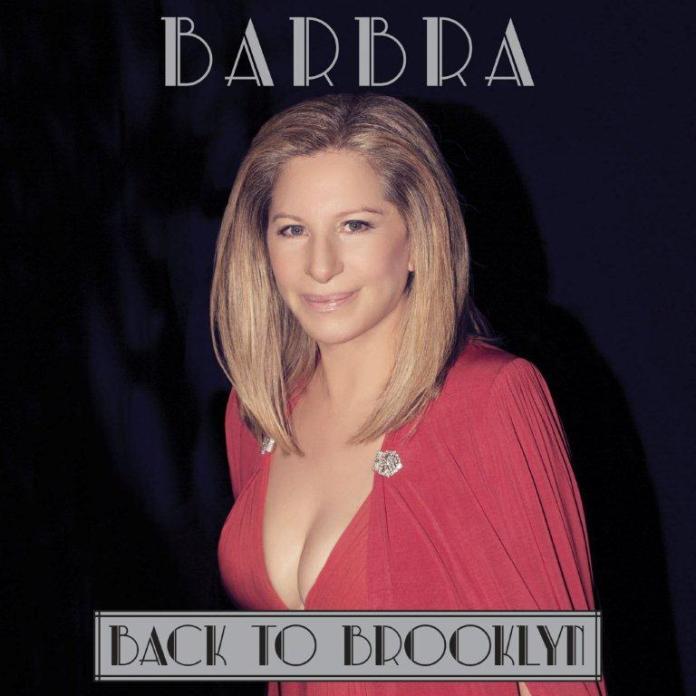 "Barbra Streisand, in un box set le emozioni di ""Back To Brooklyn"""