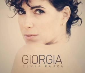 Giorgia - Senza Paura - Artwork