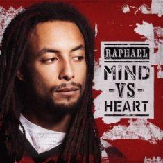 "Raphael - ""Mind vs Heart"" - Cover"