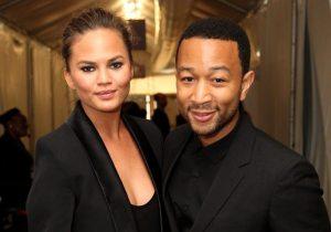 John Legend e la moglie Chrissy Teigen   © Donald Bowers/Getty Images for Samsung