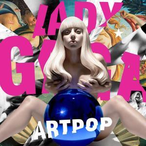 Lady gaga - Artpop - Artwork Jeff Koons
