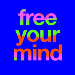 Cut copy - Free Your Mind - Artwork