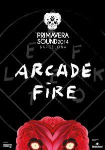 Arcade Fire @ Primavera Sound 2014
