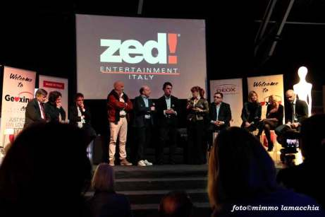 Conferenza Stampa Zed! | © Mimmo Lamacchia