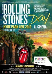 Rolling Stones - Locandina
