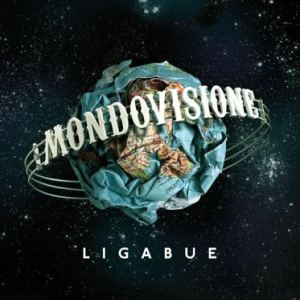 Ligabue - Mondovisione - Artwork