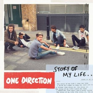 """Artwork """"Story Of My Life"""" One Direction"""