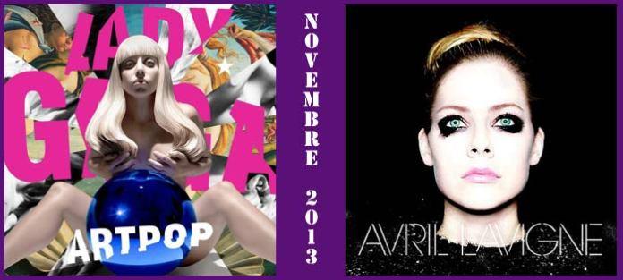 Uscite discografiche Novembre 2013: da Lady Gaga a Ligabue