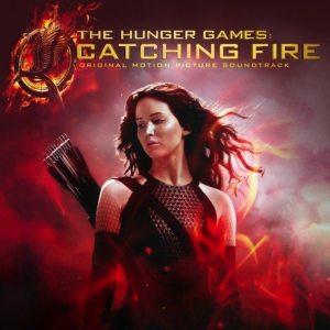 The Hunger Games Soundtrack Artwork