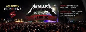 Rock In Roma 2014 © Facebook
