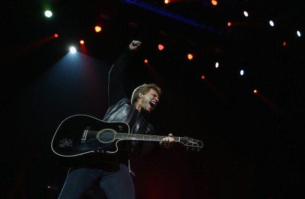 Bon Jovi Tour | © Robert Cianflone / Getty Images