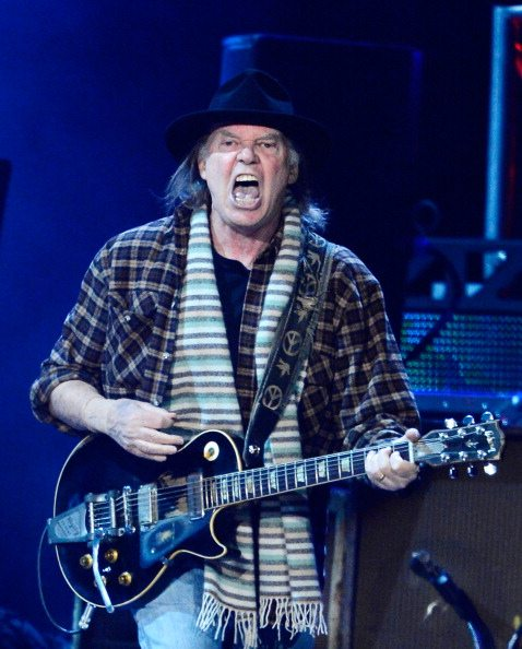Neil Young | © Kevork Djansezian/Getty Images