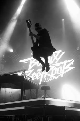Sir Bob Rifo - The Bloody Beetroots | © Nikka Dimroci