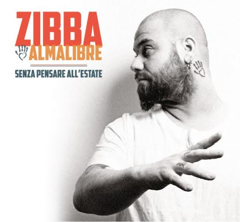 Zibba e Almalibre - Senza pensare all'Estate - Artwork
