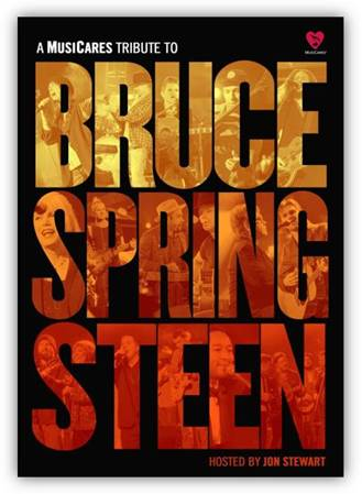 Bruce Springsteen - 'A MusiCares Tribute To Bruce Springsteen' - Official Artwork