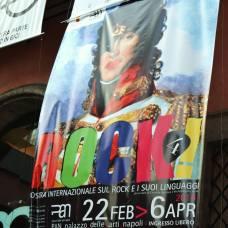 SHE'S ROCK - Mostra internazionale Rock al PAN - Napoli   © MelodicaMente