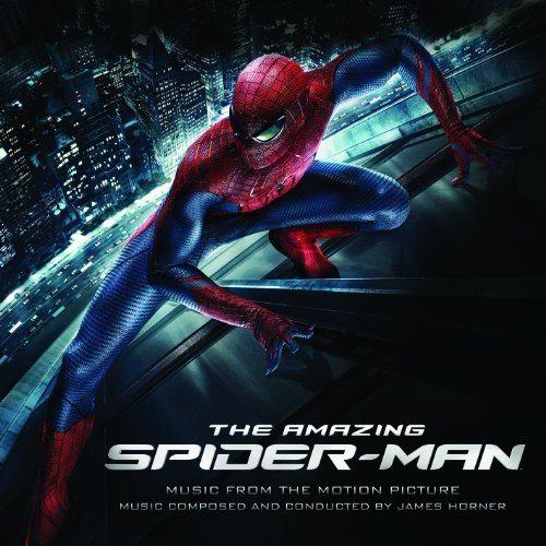 The Amazing Spider-Man 2 - Soundtrack - Artwork