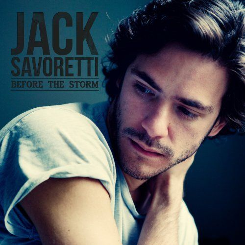 """Jack SAvoretti - """"Before the storm"""" - Cover"""