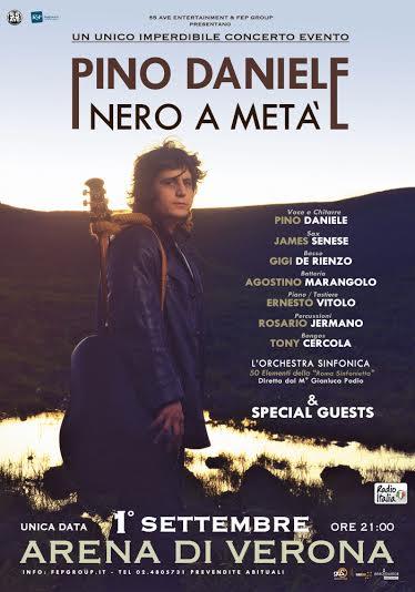 Pino Daniele - Nero a Metà