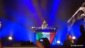 Mike Shinoda in assolo | Linkin Park live Milano | © Momi