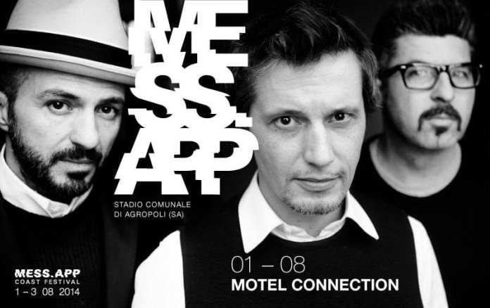 Motel Connection aprono il MessApp festival 2014