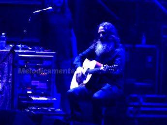 Apertura del concerto di Robert Plant | © Melodicamente