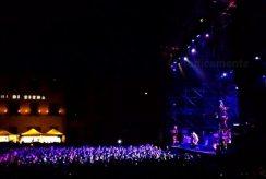 Il pubblico di Robert Plant | © Melodicamente