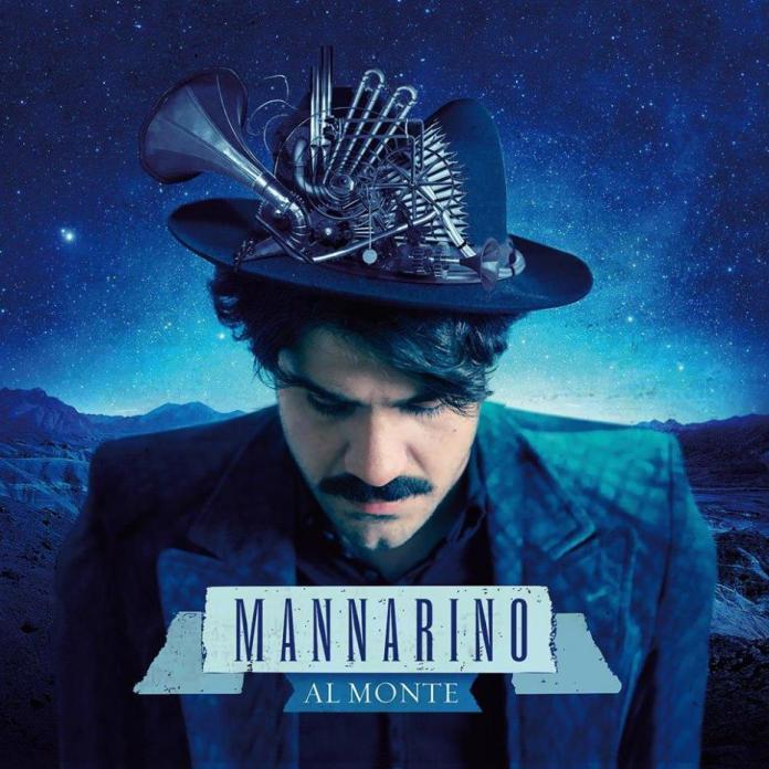 Alessandro Mannarino - Al Monte - Artwork