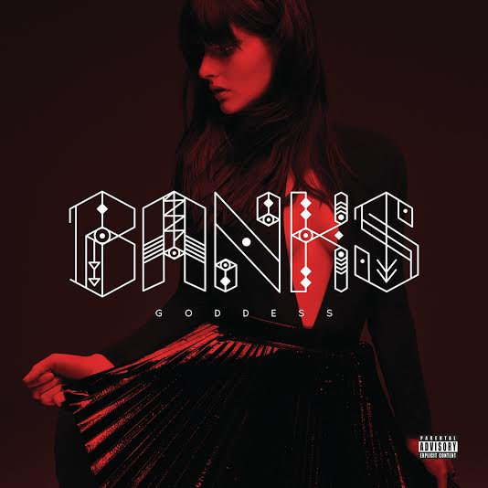 Banks - Goddness - Artwork