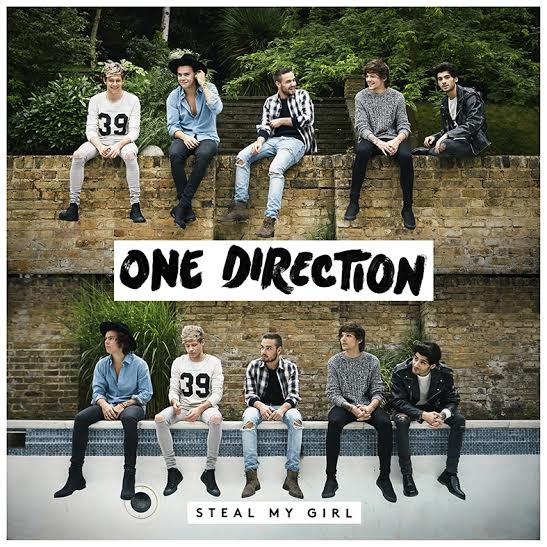 One Direction - Steal My Girl -Artwork