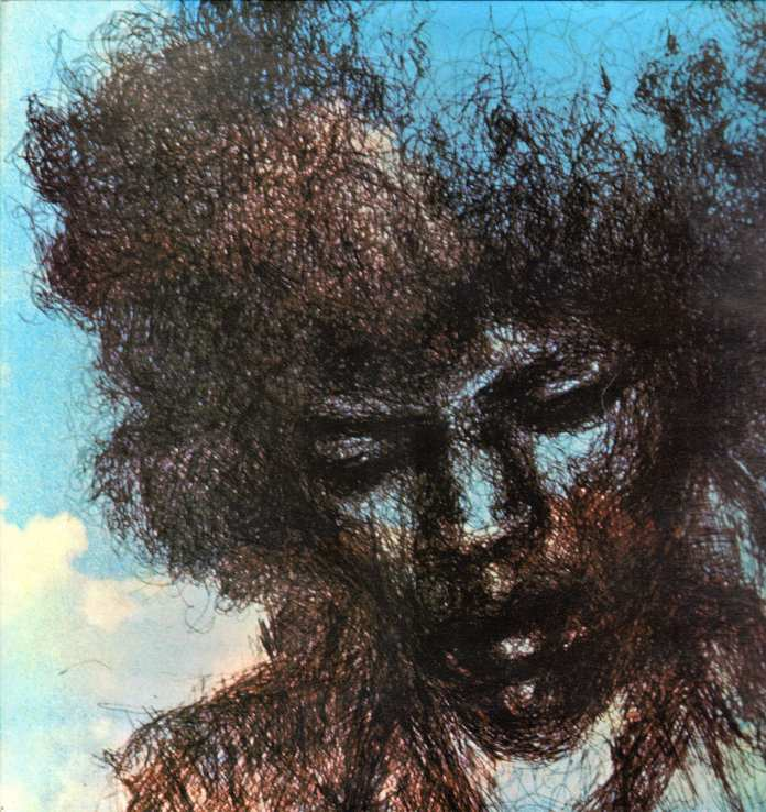 The Cry Of Love - Jimi Hendrix - Artwork