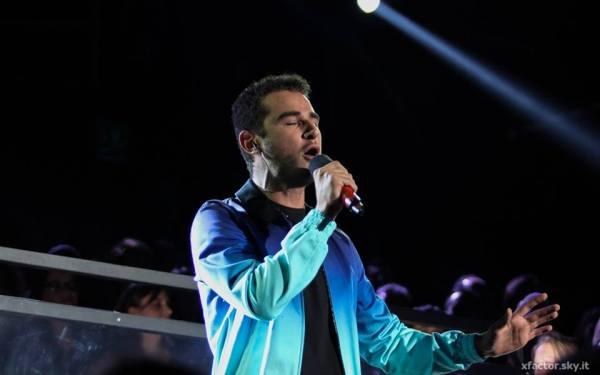 Riccardo Schiara - Enel Green Light &; X Factor Official Facebook