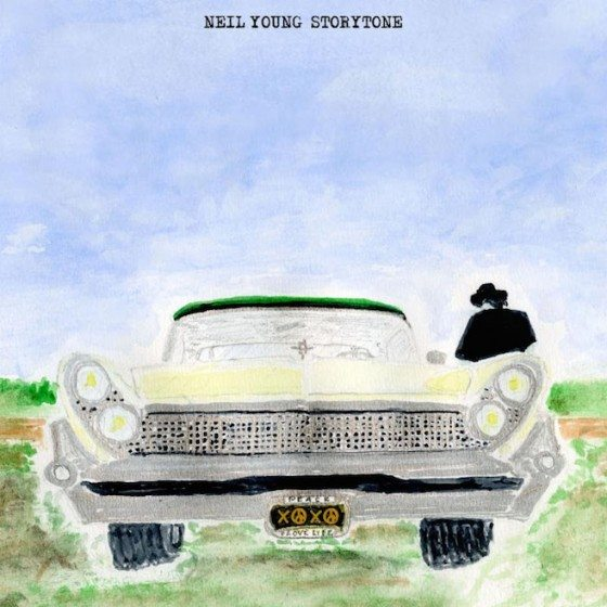 Neil Young - Storytone - Official Artwork