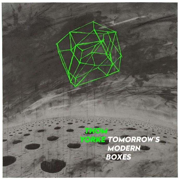 Thom Yorke - Tomorrow's Modern Boxes - artwork