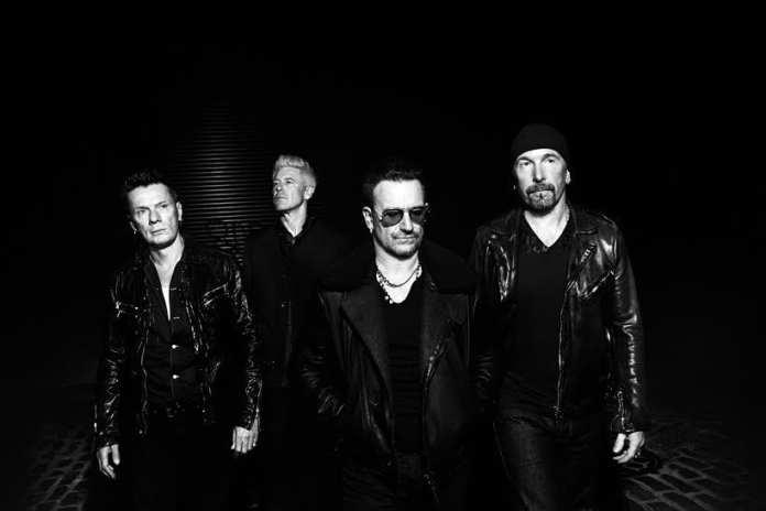 U2: Songs of innocence disco di platino, tour al via da Torino?