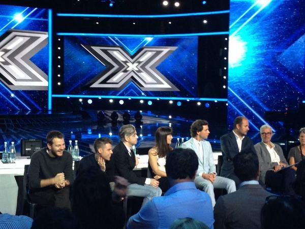 I giudici di X Factor 8 | © MelodicaMente