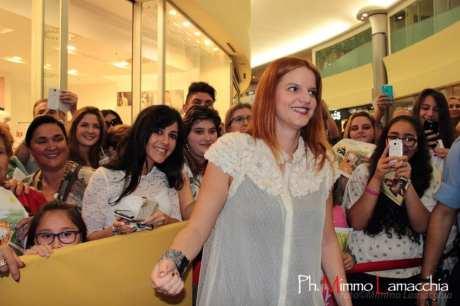 Chiara Galiazzo - firmacopie a Padova | © Mimmo Lamacchia