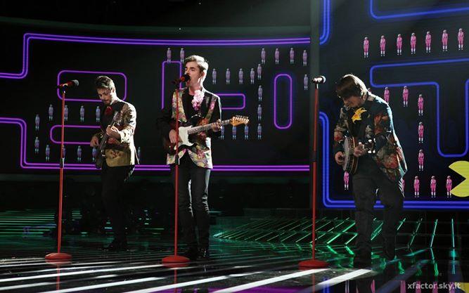 X Factor 8: fuori The Wise, proteste di Morgan
