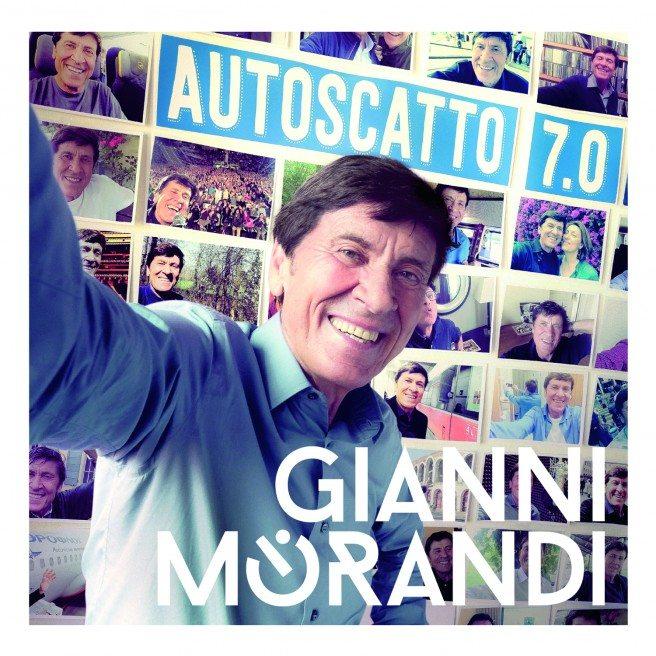 Gianni Morandi  - Autoscatto 7.0 - Artwork