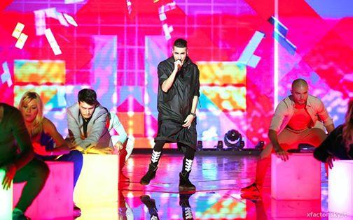 Madh - XF 8   © X Factor Italia Fb