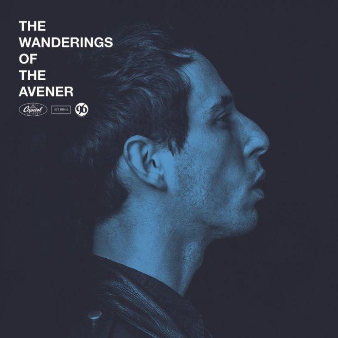 The Avener_Cover album_The Wanderings of the Avener_300CMYK_media